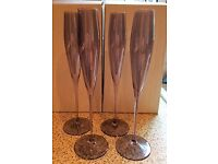 Champagne Flutes LSA