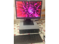 HP Windows 7 PC - WiFi Office 2016 **FREE DELIVERY**