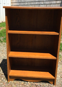 3 used shelving units for sale