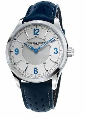 Frederique Constant Men's Swiss Quartz Horological Smart Watch 42mm FC-282AS5B6