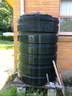 Used water tanks******2000 Litres Brisbane City Brisbane North West Preview