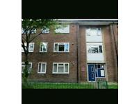 2 bed rooms flat for house exchange