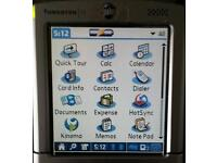 New never used Tungsten T3 pda