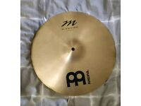 "Meinl 15"" crash cymbal"
