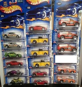 Hot Wheels from year 2003, 7 Photos are included.