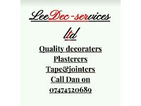 Leedec services ltd