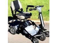 Quingo Air Mobility Scooter