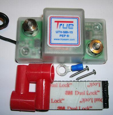 Utv Sbi 15 Battery Isolator With Pep  True  Utv Sbi 15 Polaris Can Am Honda