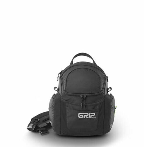 GRIPeq G-Series Disc Golf Bag - Coal (Black)