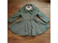 Girls autograph formal coat from m&s
