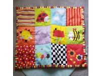 Baby play mat - excellent condition