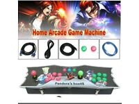 Home HD arcade machine with 800 games