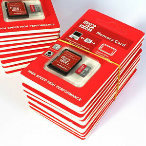 micro sd 8gb to 64 gb class 10 Memory card + two adapters