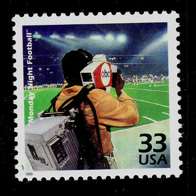 UNITED STATES SCOTT# 3189l MNH  FOOTBALL