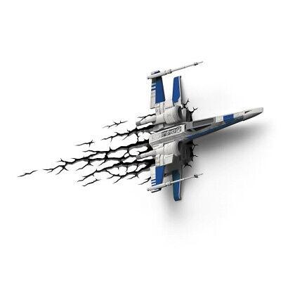 Star Wars X-Wing 3D Light FX Deco Light