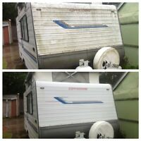 Boat , RVs and more cleaned for less!!!