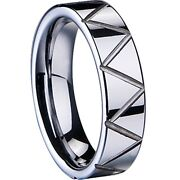 Womens Tungsten Wedding Bands