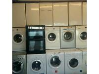 WASHING MACHINES FRIDGE FREEZERS COOKERS WASHER DRYER FREE DELIVERY 6 MONTH WARRANTY
