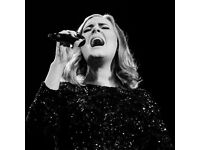 2 adele tickets 28th June at Wembley