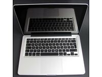 Mac book pro laptop 13.3
