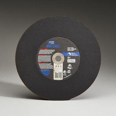60 4.58 Each New Norton Chopsaw Wheelsblades For Metal 14 X 332 X 1