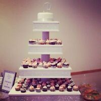 Wedding Cupcake Stand for Rent