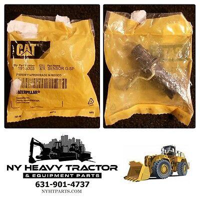 1918303 191-8303 Sensor Gp Speed Caterpillar Brand New Cat 289c2 287c 980h D8t