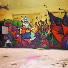 custom art, graffiti, murals  Strathpine Pine Rivers Area Preview