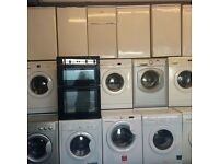 Washing machines fridge freezers freestanding cookers upto 12 month warranty free delivery