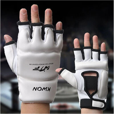 UFC MMA adult children Kids Unisex martial arts Open finger glove