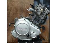 Yamaha 125 engine