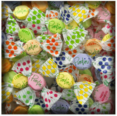 Puntini Fruit Chips Chipurnoi Italian Cough Drop Candy Jujubes Fruiti Assortiti