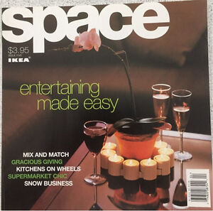 "Rare IKEA ""Space"" magazines Windsor Region Ontario image 2"
