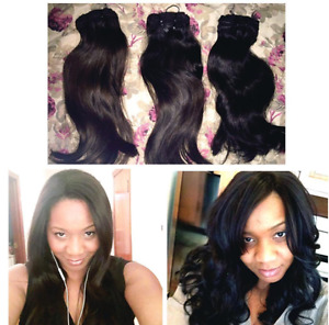 GRADE 7AA VIRGIN REMY HAIR- 2017 BEST PRODUCT IN THE MARKET NOW