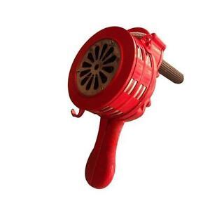 Hand Crank Operated Emergency Alarm Siren Sound Rating 110db LK-100 134113