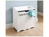 Brand new Camille ottoman storage unit