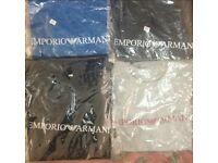 Armani t-shirt brand new 15 each, 2 for 25, armani tracksuit, gucci, hugo boss , ralph lauren, lv.