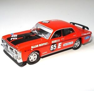 1:64 FORD FALCON XY GTHO MOFFAT WINNER BATHURST 1971