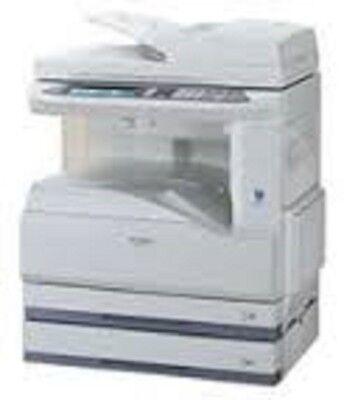 SHARP AR-M276   Stampante/Fotocopiatrice/Scanner di rete A4/A3  usata