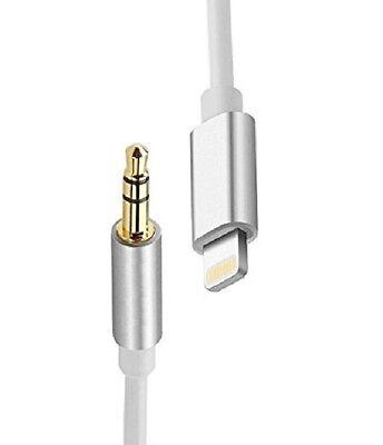 Cable de Audio Adaptador IPHONE 5 6 Y 6 Plus Aux Jack...