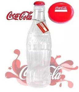 NEW GIANT COCA COLA MONEY SAVING BOTTLE LARGE BANK COIN NOVELTY COKE 2Ft UK