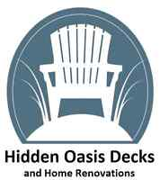 Hidden Oasis Decks