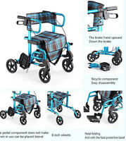 Brand new four in one walker