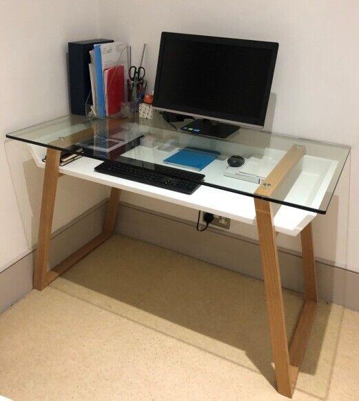 online retailer a9104 f34b6 John Lewis Airframe Desk - amazing condition | in Maida Vale, London |  Gumtree