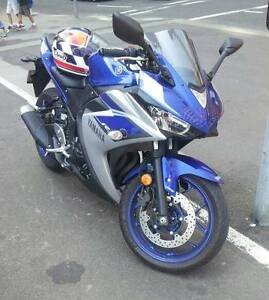 Super deal Yamaha R3 !!! Newtown Inner Sydney Preview