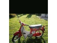 Honda cub 50cc wanted