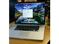 "17"" MacBook Pro A1297 Faulty Spares or Repairs"
