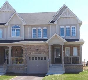Open House This Sat/Sun 3 Bedroom End Unit Town in Bowmanville