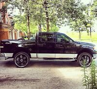 NEW POST 2004 FORD F150 LIFTED 4 SALE OR TRADE + CASH ONLY !!!!!