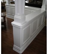 CUSTOM FINISH CARPENTRY,TRIM & DOOR INSTALLATION